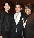 Dep. Mayor Kaliope Parthemos, George Petrocheilos, Mayor Stephanie Rawlings-Blake