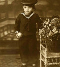 David Jacobs, Jack's father as a young boy