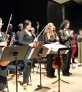 The Hellenic American Orchestra with co-founders Mr. Panagiotis Karousos and Billy Chrissochos