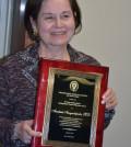 The Honoree, Dr. Anastasia Anagnostopoulos, PHOTOS: ETA PRESS