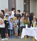 This year's Haghiasmos (Blessing) at the school