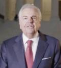 THI Board President George P. Stamas