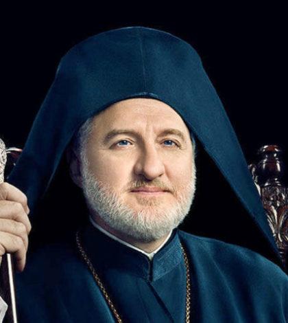 His Eminence Archbishop Elpidophoros of America