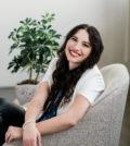 Paula Panagouleas Miller, founder and CEO of the digital app Karamascore